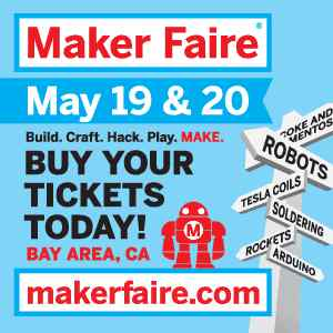 win a pair of maker faire tickets san francisco bay guardian