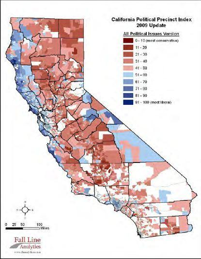 Will reapportionment change California?