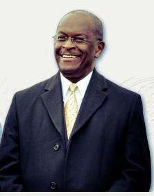 The women who love Herman Cain