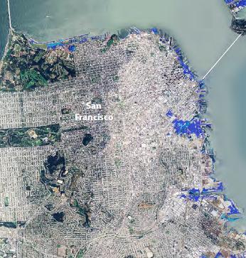 Sea-level rise and development in SF