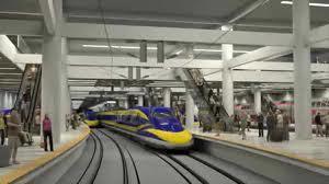 That high-priced high-speed rail
