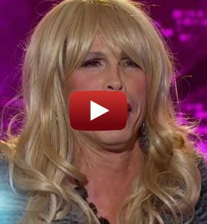 American Idol, Steven Tyler in Drag edition