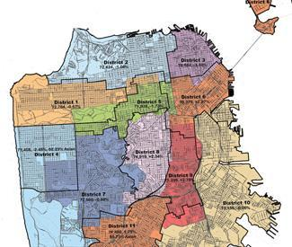 A new district elections map