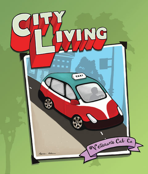 Best of the Bay 2009: City Living