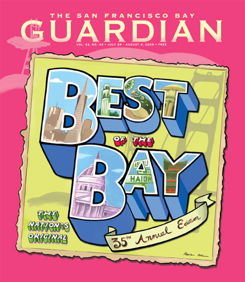 Best of the Bay 2009: Readers Poll Winners