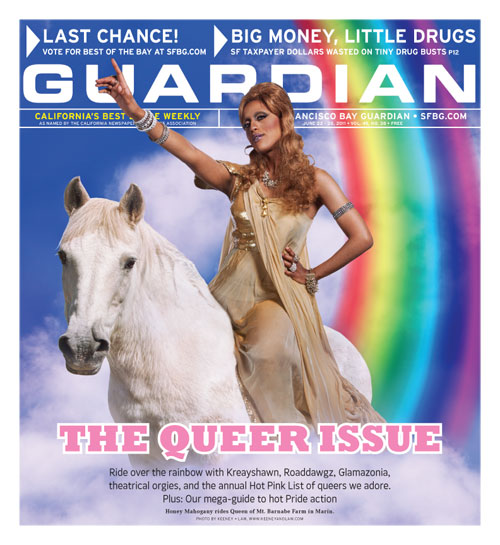 The Queer Issue 2011