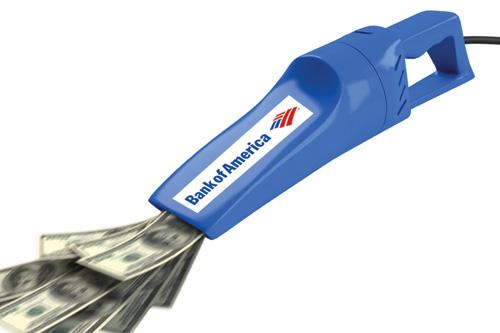 Banking on misfortune