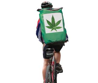 Weed on wheels