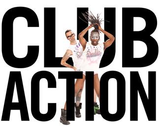 Club action!