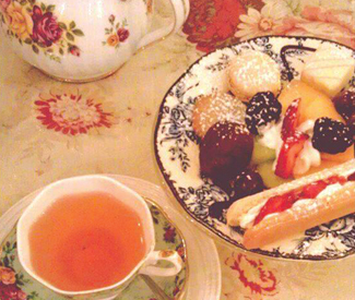 7 pretty tea parties