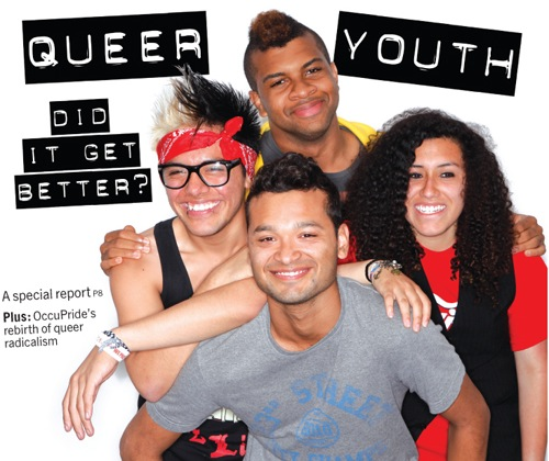 """Voices of """"The Queer Youth of Today"""""""