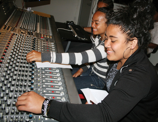 Best of the Bay 2012: BEST FEMINIST RECORDING STUDIO