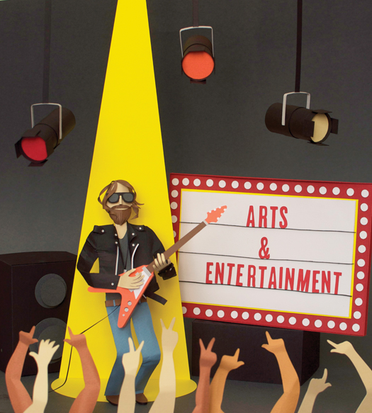 Best of the Bay 2012 Readers Poll: Arts and Entertainment