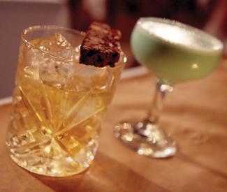Cocktail harvest
