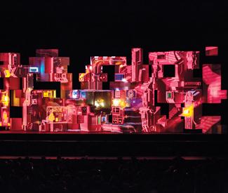 Tetris of awesome