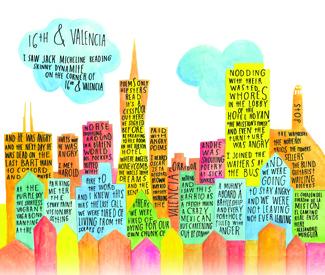 San Francisco Stories: The literary life