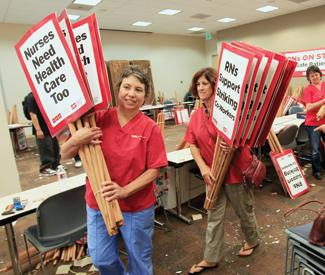 Sutter/CPMC agrees to a contract with its nurses in SF, clearing the path for its hospital deal