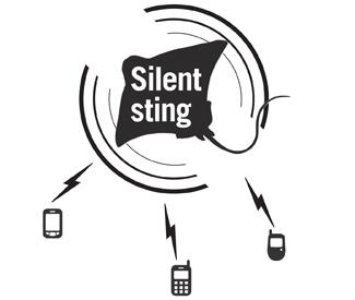 Silent sting