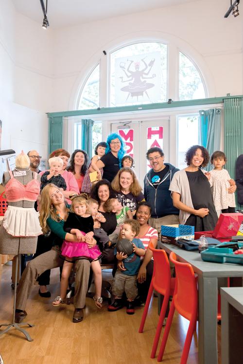 Small Business Awards 2013: Mothership HackerMoms