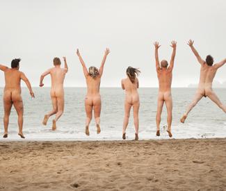 NUDE BEACHES 2013