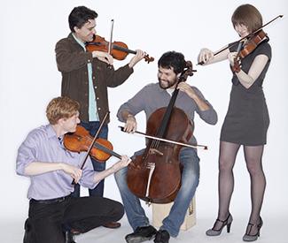On the Rise: Friction Quartet