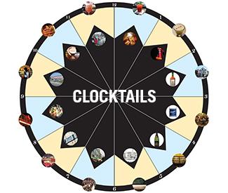 Clocktails!