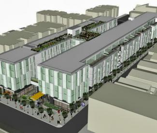 555 Fulton project moves forward with exemption to formula retail ban