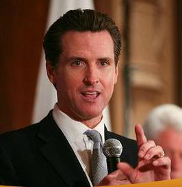 Newsom votes for — and pushes — housing for the rich