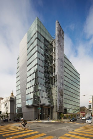 The SFPUC's cool new building