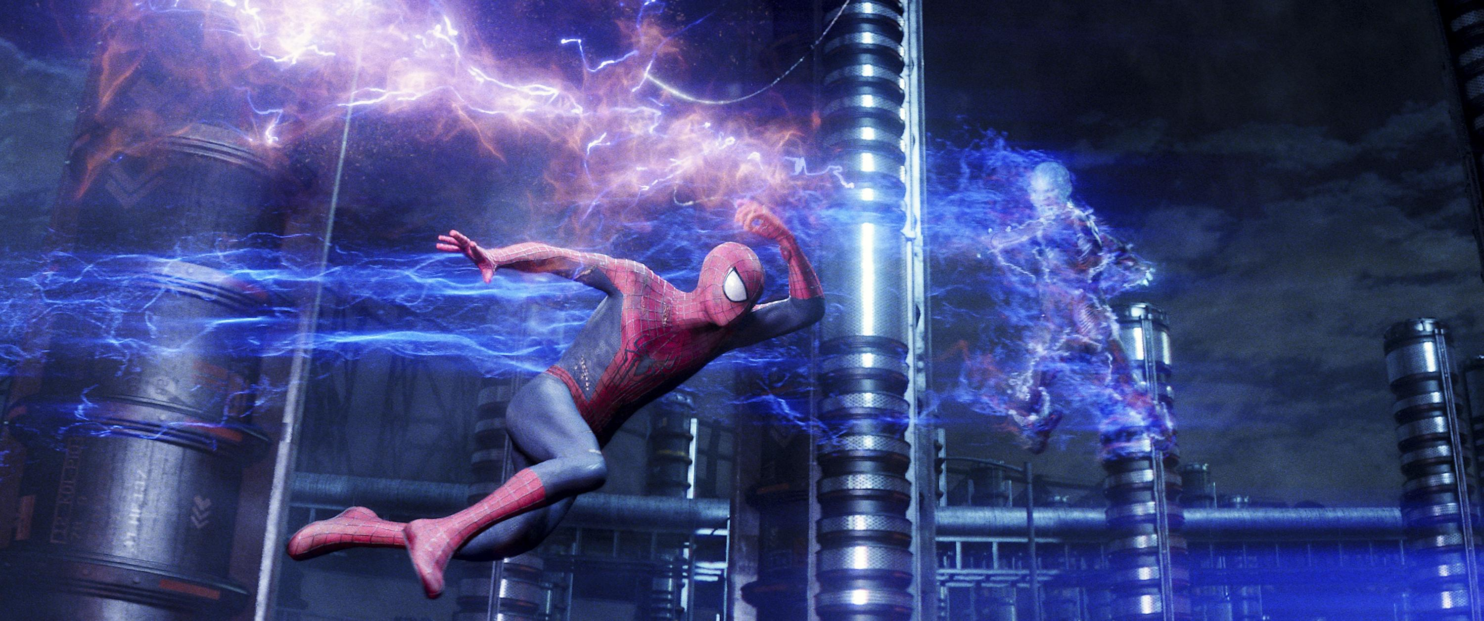 Spider-Man and other men (some more amazing than others…) in new movies!