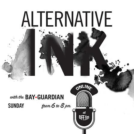 Guardianistas on the air: Catch our Alternative Ink and Expanding Mind broadcasts