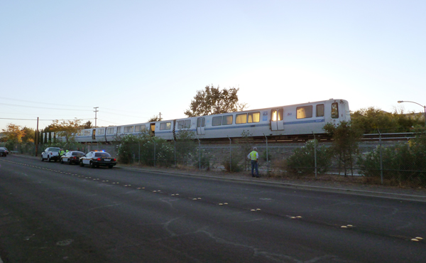 BART chief outlines rules for avoiding Saturday's fatalities UPDATED