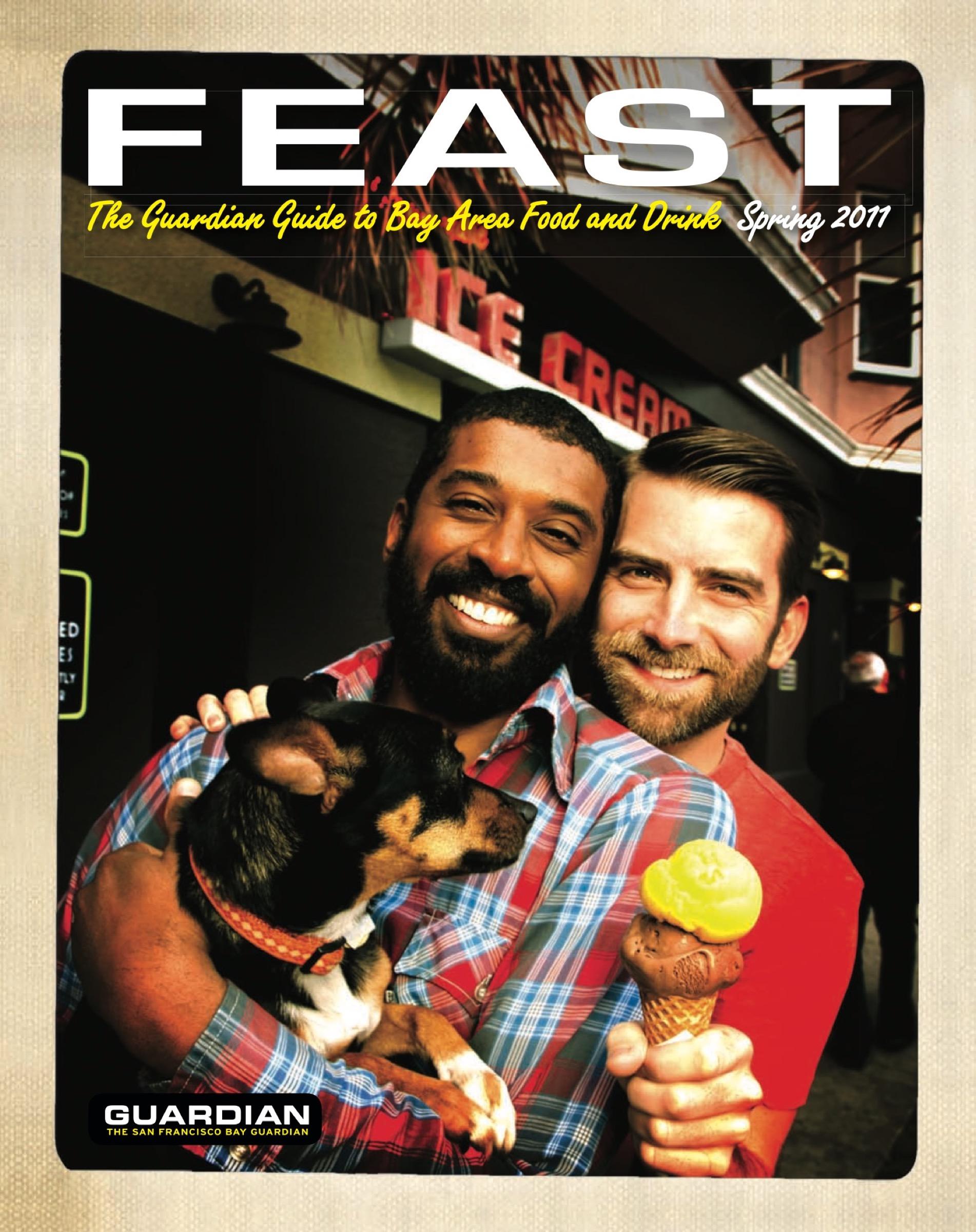 FEAST Spring2011 Flip-through Edition