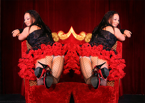 SF's sluttiest blogger brings the sexy circus to town