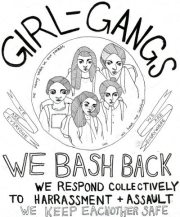 Feminist vigilante gangs to march on Oakland Friday