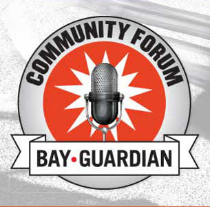 Bay Guardian Community Forum! Bikes, buses, and budgets: How to create the transportation system San Franciscans need