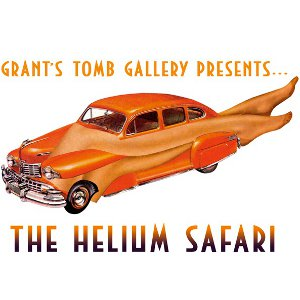The Helium Safari: The Astonishing Collage Art of Sean Mackaoui