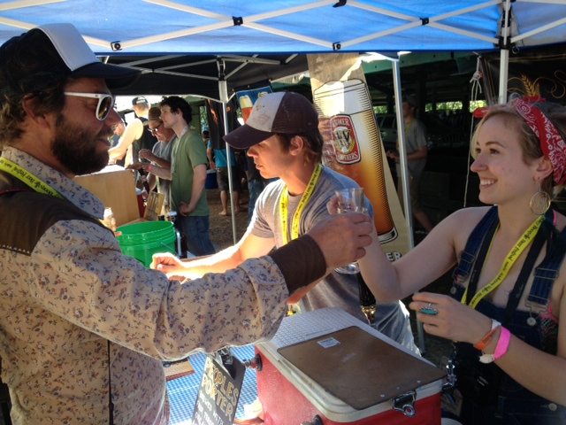 Dirty dialect in a small town: A trip to the Boonville Beer Fest