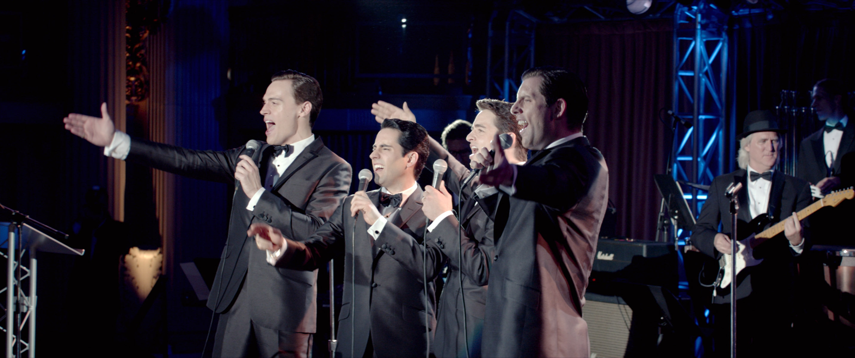 Doo-wop (that thing): talking with the cast of 'Jersey Boys'