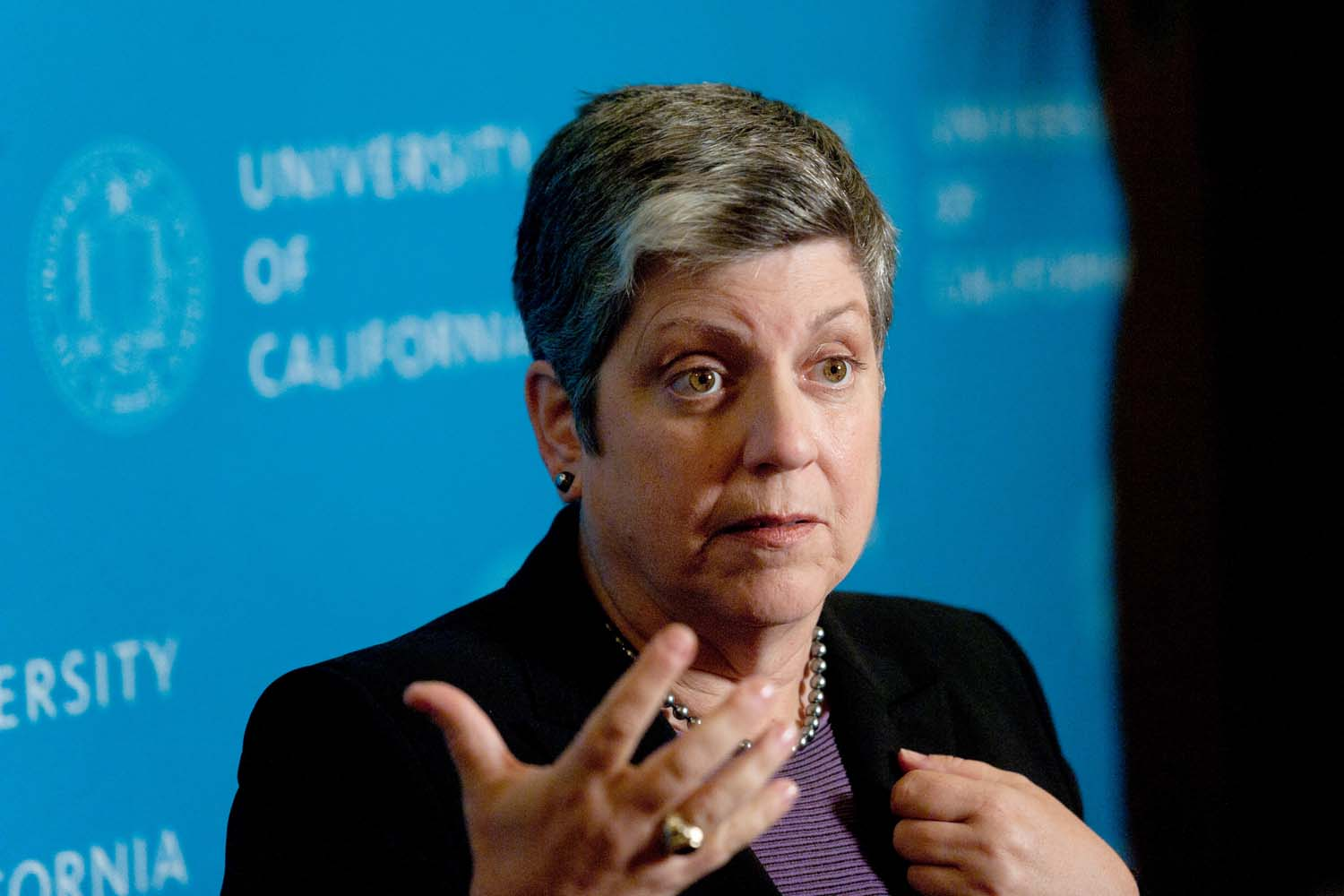 Law students denounce Napolitano commencement speech