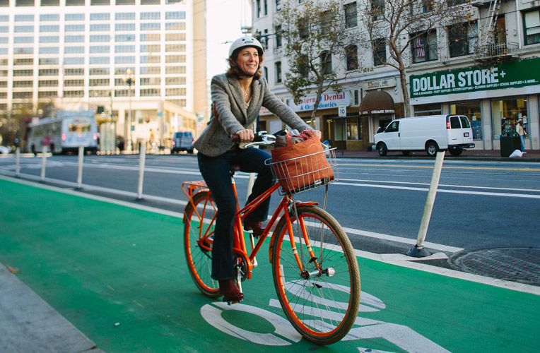Shahum leaving SF Bike Coalition to study Vision Zero