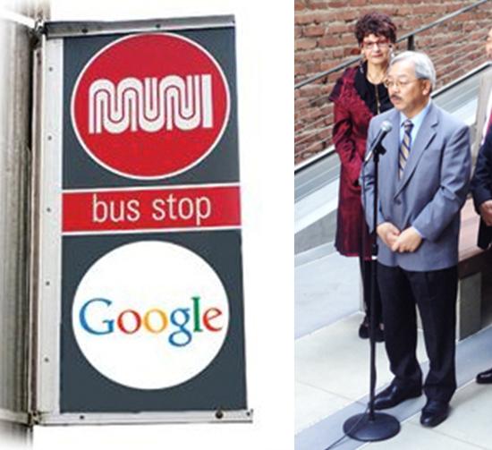 Mayor Lee addresses Google bus controversy