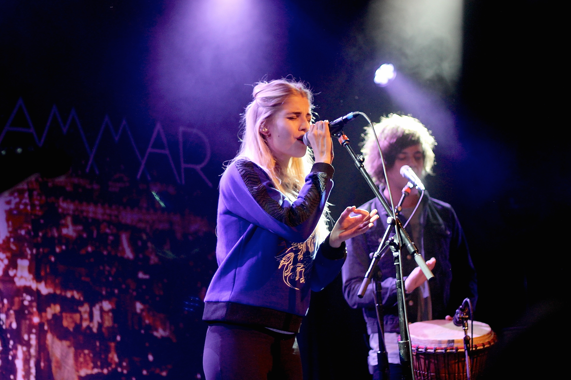 London Grammar leads a vocal chord workout at The Independent