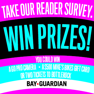 Dear Readers: Take a survey, win prizes!