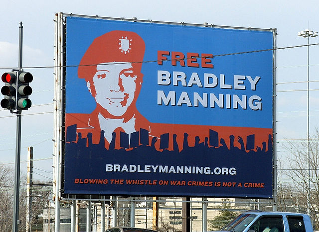 FAIR: The press turns its back on Private Bradley Manning