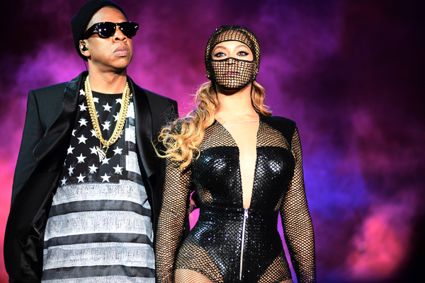 Capitalism, performance art, and a whole lot of ass-shaking: Notes from a Beyoncé and Jay Z show