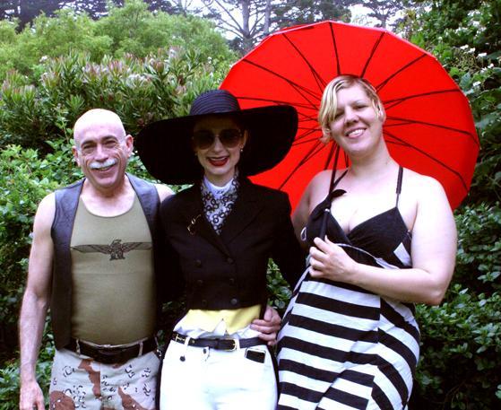 "Pride leather marshalls hail a ""kinky renaissance"""