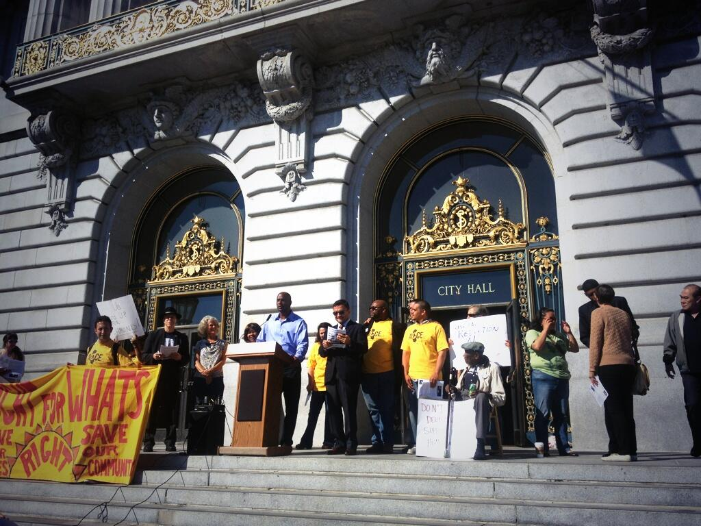 Campos urges SF to explore using Richmond's eminent domain plan