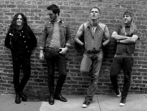 Slough Feg's Mike Scalzi talks metal, philosophy
