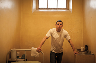 Extended review: British prison drama 'Starred Up'